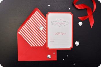 oscar invitations