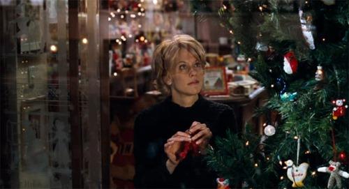 Meg Ryan You've Got Mail Christmas Tree