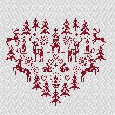 Best In Show ~ Christmas Cross Stitch Patterns