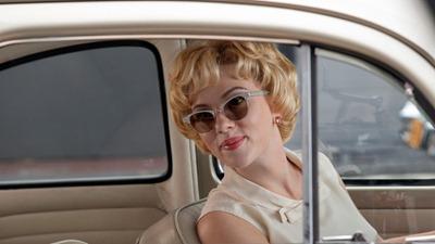 Scarlet Johansson glasses