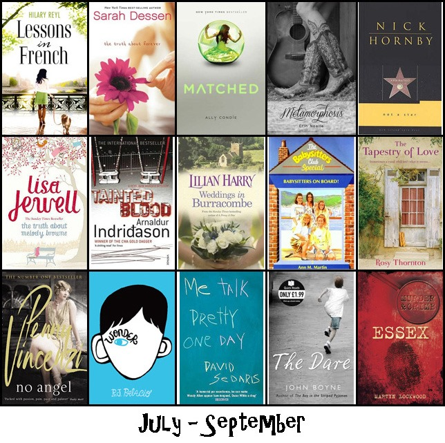 Books 2013 - III